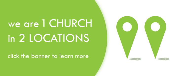 1 Church 2 Locations