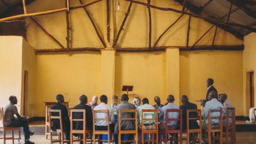The Church Working Together in Rwanda